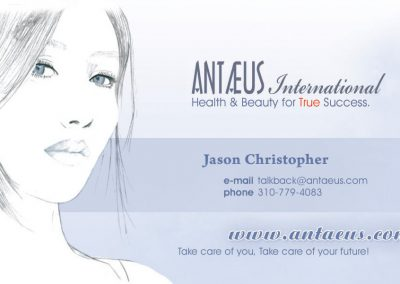 Antaeus Business Card