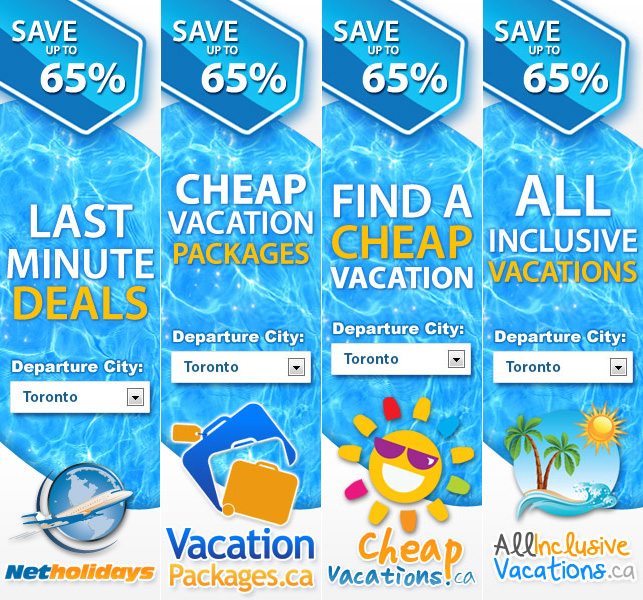Travel 60×600 Banners