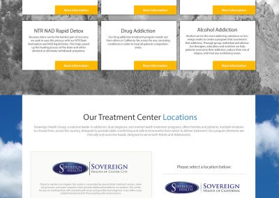 Sovereign Health Group